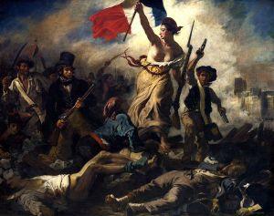 Friheten på barrikadene